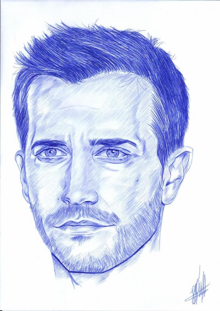 Jake Gyllenhaal by jjg2018
